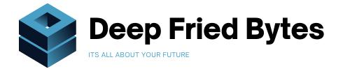 Deep Fried Bytes
